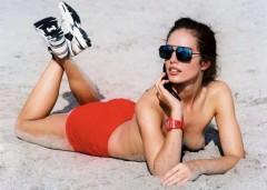 Emily DiDonato bagnina sexy per Double Magazine
